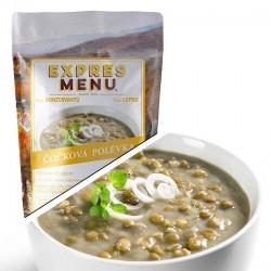 Expres Menu - Čočková polévka 600g/2porce