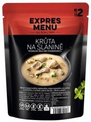 Expres Menu - jídlo na cesty - Krůta na slanině 600g/2porce