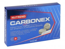 Nutrend CARBONEX tabs - 12 tablet
