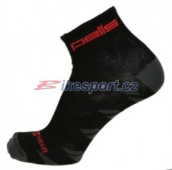 Pells ponožky Bike new - černá