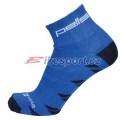 Pells ponožky Bike new - modrá