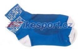 Pells ponožky Bike - modrá