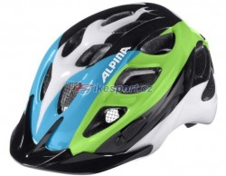 Alpina Rocky black/blue/green