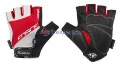 Force rukavice GRIP gel (bílo-červené)