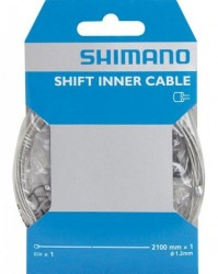Shimano lanko řadici 1,2 x 2100mm - nerezové