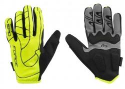 Force rukavice MTB SPID letní (fluo)