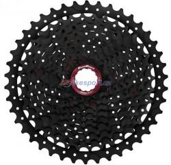 SunRace kazeta MX8 BLACK 11sp. 11-46z
