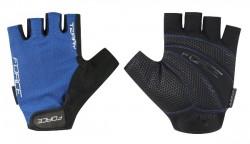 Force rukavice TERRY (modré)