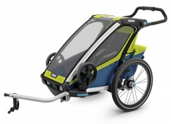 Thule Chariot Sport 1 Blue-Green mod. 2017