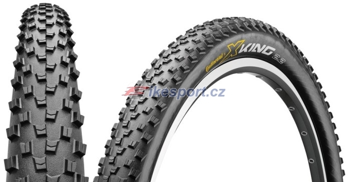 Continental plášť X-King RS (650b) 27,5